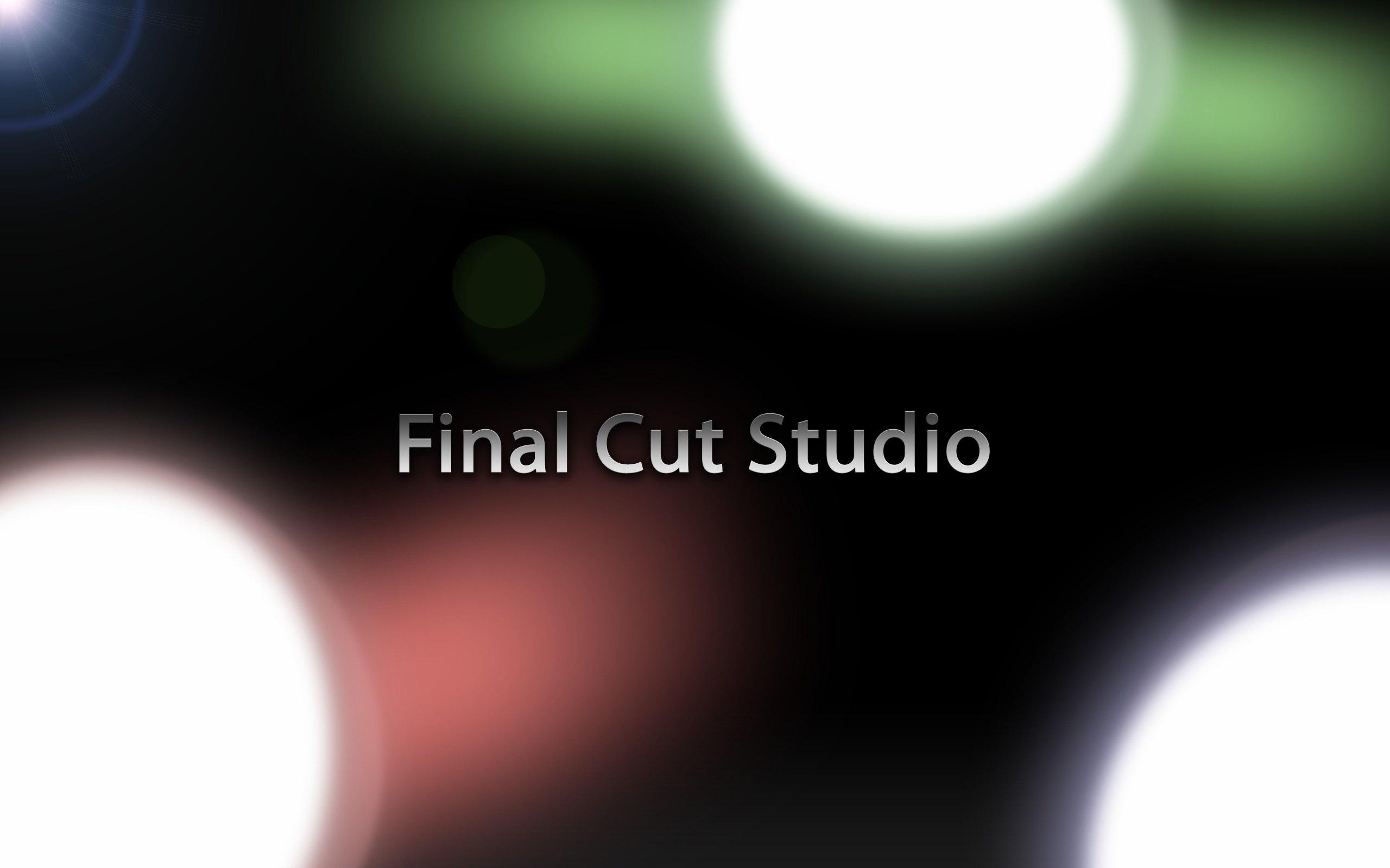 final cut studio 3 171 riverside television